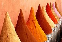 Spices • herbs / by Jo Ruth