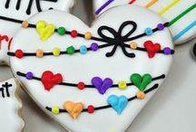 Sugar cookies/ Valentine's Day