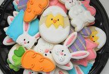 Sugar cookies/ Easter
