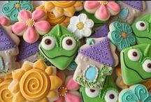 Sugar cookies/ Disney