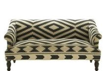 Estampados - Prints / Sofas, sillones, sillas, fabricados con telas estampadas.