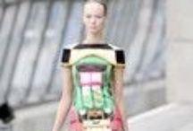 Fashion Glossary / by Regina Montinola