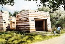 ARCHITECTURE | Natural Building