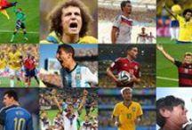 World Cup Mania / by Regina Montinola