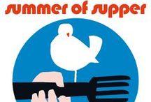Summer of Supper 2014 / Eat, Drink, Love. - Cologne July 12 - August 1, Marieneck, Ehrenfeld