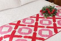 Free Quilt Patterns / Collection some of our favorite quilt patterns, all for free. :)
