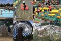 Waterplay Areas in Saitama / Parks and play areas in Saitama prefecture that have waterplay areas such as babbling brooks, wading rivers, splash pools, splash pads, fountains etc. It does NOT include outdoor swimming pools.