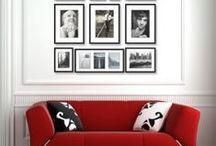 gallery wall / by Eileen Johnson