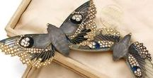 Jewelled Moth / Visual inspirations for The Sinclair's Mysteries: The Jewelled Moth