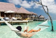 Stay Here! Hotels / Great hotels, home-stays, villas, AirBNBs, etc.