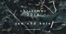 Christmas at Tea and Kate