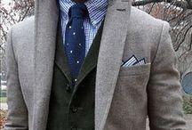 Professional Dress for Men / by Drury Career Planning & Development