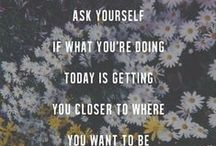 Motivational Quotes / by Drury Career Planning & Development