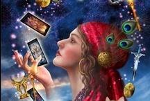 Tarot and Cartomancy / by Heidi Andrade