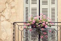 O U T D O O R / Outdoor, garden, balcony