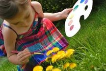 March & April Activities /  St. Patrick's Day, April Fool's Day, Easter