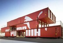 Containers / #architecture #living #modulararchitecture #komamodular #containers