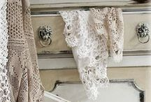 Crochet: My favorite mood / I love the atmosphere of these homes! #crochet #home #decor
