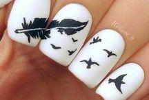 Nail art / All kinds of nail art