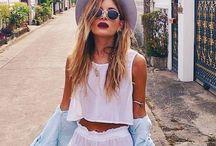 Womens fashion / All kinds of female fashion