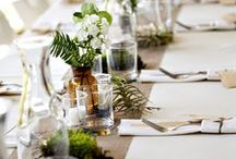 Home: Table setting inspiration