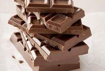 Chocolate / No words needed.