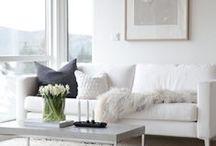 Home: Living room inspirations