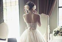 Wedding: a vintage style