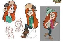 Character Design- Females