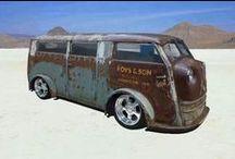custom vans / 愛車のアイデア