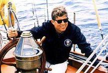 Get nautical. / Sailing, sailing and more sailing.
