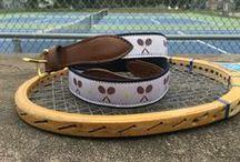 Knot belts. / American made, preppy ribbon belts by Knot Clothing & Belt Co.