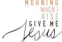 Fernando Ortega / In the morning when I rise, give me Jesus