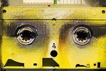 Recycle VHS  & kazetta CD