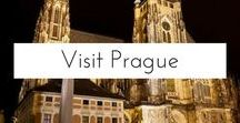 Visit Prague / The Official Pinterest Account for Czech Tourism. Pins for this board link to articles about Prague, the capital of the Czech Republic.