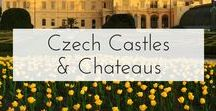 Czech Castles & Chateaux / The Official Pinterest Account for Czech Tourism. Pins of stunning, historic, and memorable castles and chateaux in the Czech Republic.
