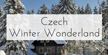 Czech Winter Wonderlands / The Official Pinterest Account for Czech Tourism. Pins showcasing the beauty of the Czech Republic in winter. Cities, nature, and outdoor adventure in the Czech Republic.
