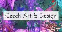 Czech Art & Design / The Official Pinterest Account for Czech Tourism. Pins showing incredible Czech art and design from the Czech Republic.