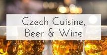 Czech Cuisine, Beer, Wine & Traditional Food / The Official Pinterest Account for Czech Tourism. Pins to help you discover Czech cuisine, beer, wine, and traditional food from the Czech Republic.