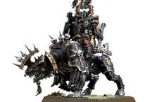 Warhammer Citadel Miniatures