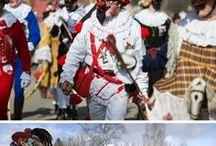 Czech Traditions / The Official Pinterest Account for Czech Tourism. Pins showcasing Czech traditions.