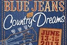 2013 Fair Blue Jeans & Country Dreams / El Dorado County Fair 2013 June 13-16, Thursday-Sunday Tickets $6.00-$9.00