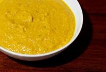 Salsas y aliños #sinalmidon #starchfree / Recetas de salsas y aliños sin almidón y sin gluten. #starchfree #glutenfree www.comopiensocomo.com