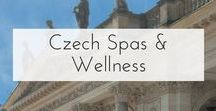 Czech Spa & Wellness Experiences / The Official Pinterest Account for Czech Tourism. Pins to help you discover the amazing spa and wellness experiences that await in the Czech Republic.