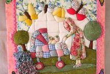 PATCHWORK SIN AGUJA / by Marisa Torres Torres