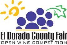 Open Wine Competition | El Dorado County Fair / Winos welcome ♥