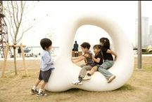Sculpture Playscapes