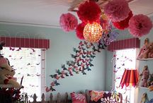 Kids room decors!!!!!! / Indoor decoration....