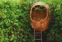 Playhouses + Treehouses / by play-scapes.com
