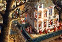 Sinterklaas creatief